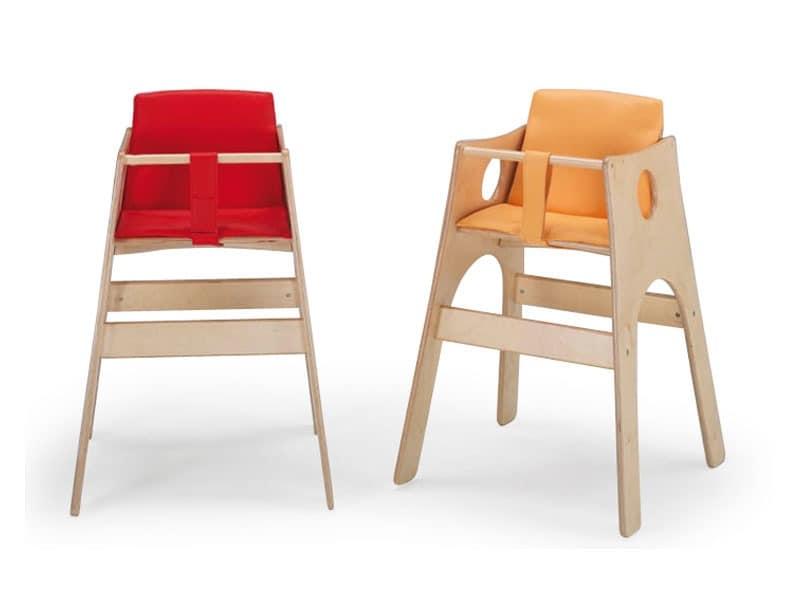 hochstuhl f r kleinkinder buche mit ungiftigen farben k cheng rtenund restaurant idfdesign. Black Bedroom Furniture Sets. Home Design Ideas