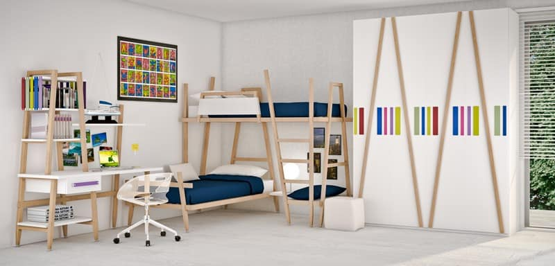 betten kinderbettzimmer idf. Black Bedroom Furniture Sets. Home Design Ideas