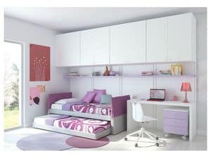 Bild von Cappuccio, m�bel f�r kinder und jugendliche schlafzimmer