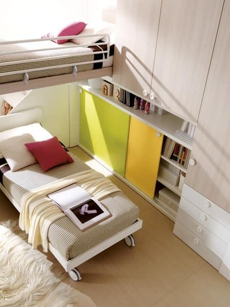 die m bel f r die childern schlafzimmer in vielen farben veredelt idfdesign. Black Bedroom Furniture Sets. Home Design Ideas