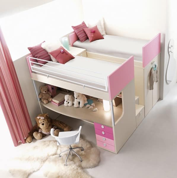 schlafzimmer f r kinder solidit t und zuverl ssigkeit idfdesign. Black Bedroom Furniture Sets. Home Design Ideas