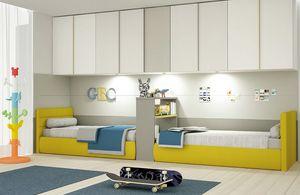 Cool comp.10, Zweibettzimmer mit viel Platz zum Spielen