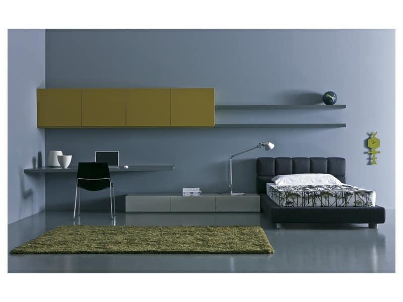 komplette m bel f r kinderzimmer idfdesign. Black Bedroom Furniture Sets. Home Design Ideas