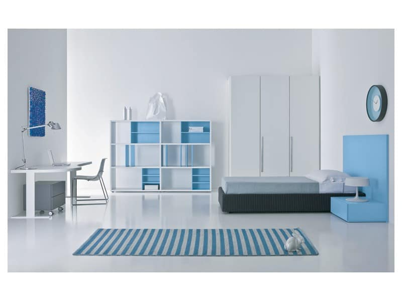komplette m bel f r kinderzimmer idfdesign. Black Bedroom Furniture Sets. Home Design Ideas