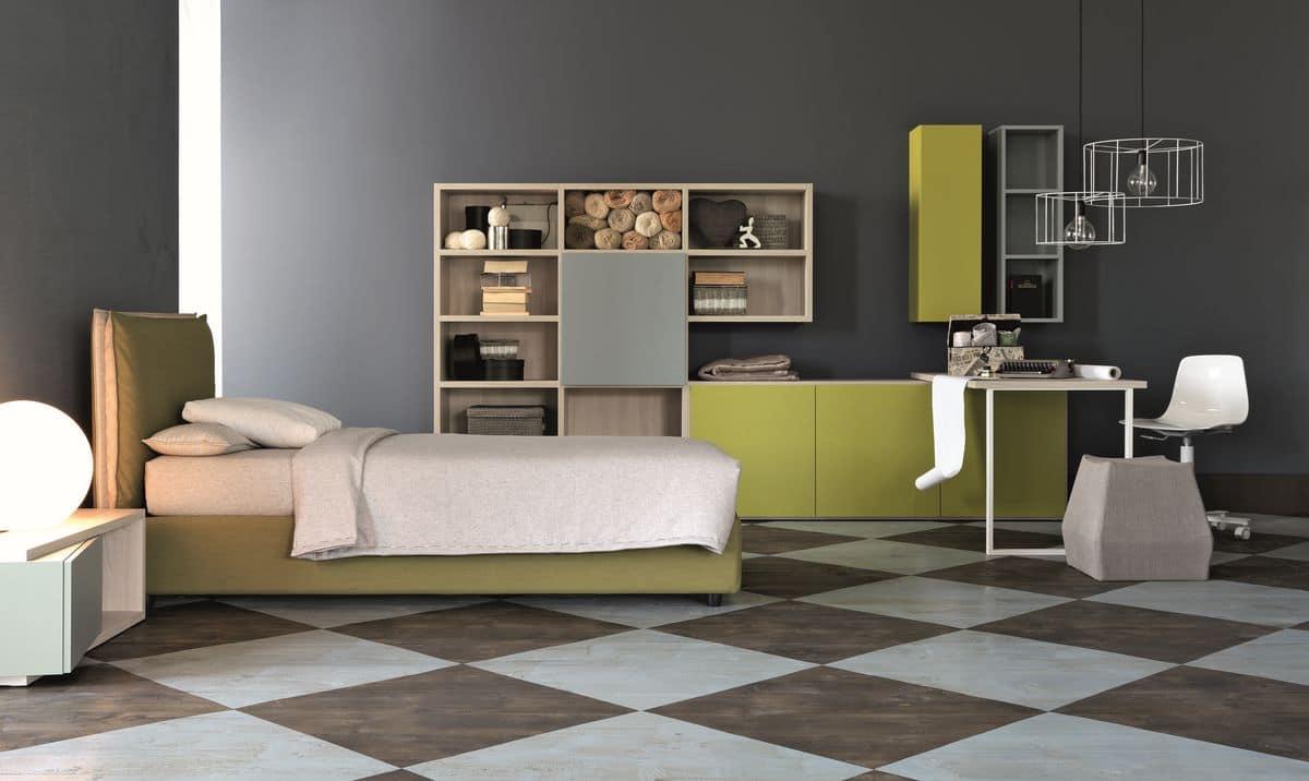 moderne schlafzimmer m bel f r jungen idfdesign. Black Bedroom Furniture Sets. Home Design Ideas