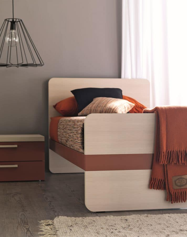 moderne zimmer f r kinder mit schr nken und wandschr nke idfdesign. Black Bedroom Furniture Sets. Home Design Ideas