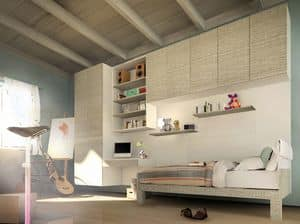 Cazzaniga Angelo e Figli Snc, Schlafzimmer und Kind Schlafzimmer