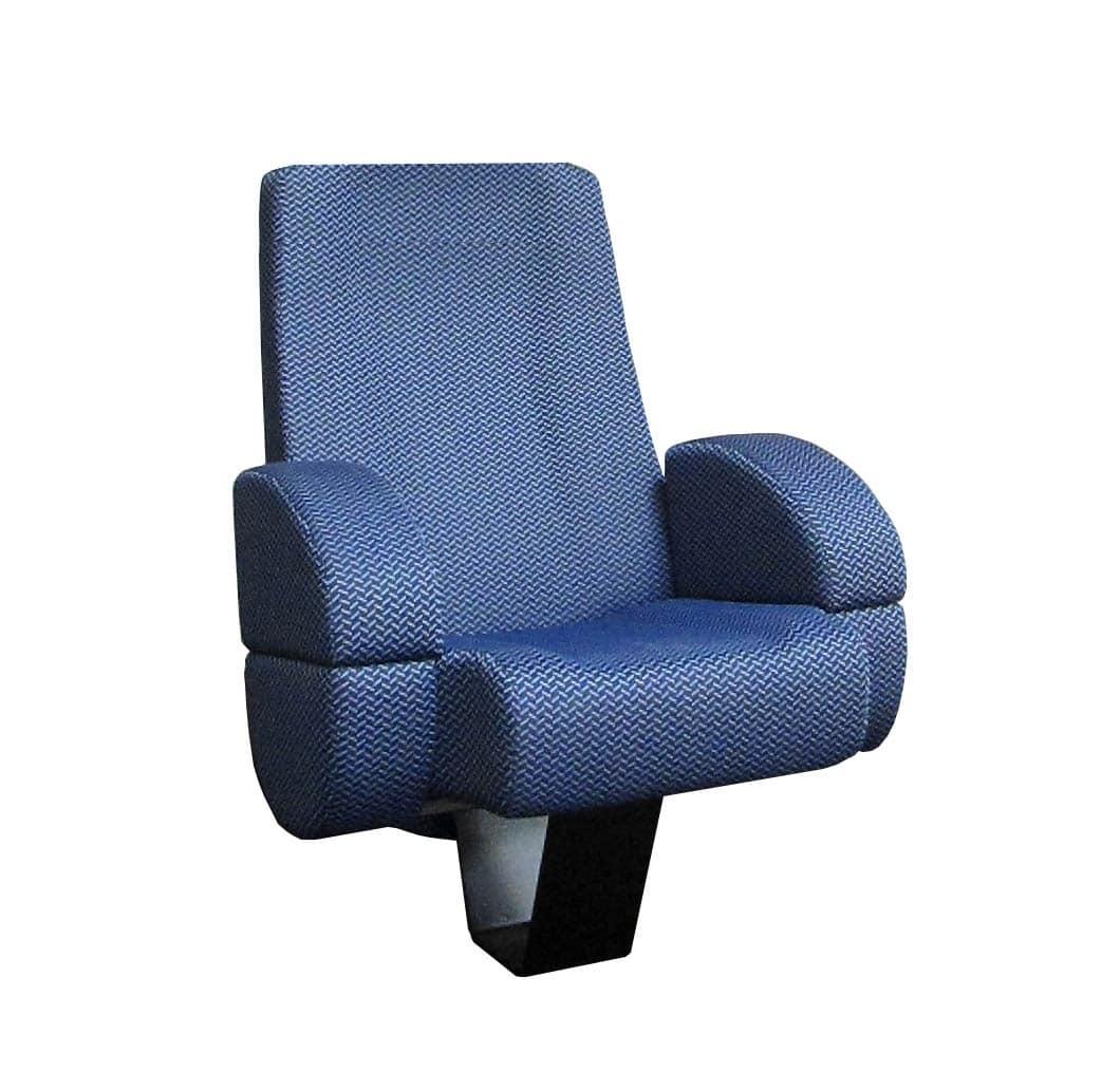 Comfort France, Feuerfeste Sesseln im modernen Stil, für Kinos Zimmer