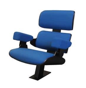 Eliseo, Gefüllte Sessel für Theatersaal