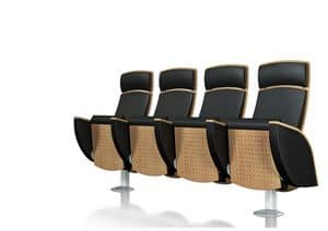 GENESIS, Multifunktions- Sessel, kundengerecht für jede Art von kollektiven Umfeld