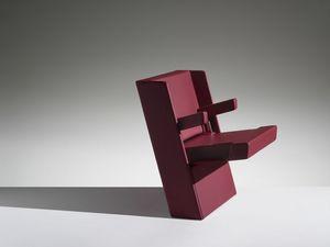 GENYA, Sessel mit wiederverschließbarem Sitz für den Zuschauerraum