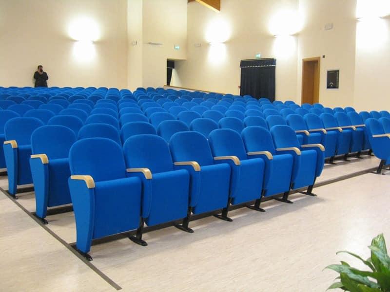 Giada, Engagiert Sessel mit gepolstertem Sitz und Rücken