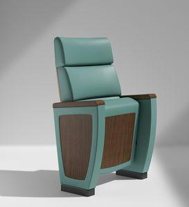 IMPERIAL, Bequemer Sessel für den Zuschauerraum