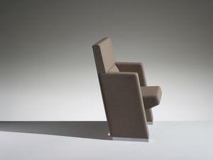 L213, Sessel für Kino und Theater mit Klappsitz