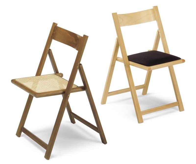klappstuhl aus buche sitz gepolstert f r feiern idfdesign. Black Bedroom Furniture Sets. Home Design Ideas