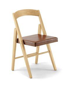 JL 11 Stuhl, Outlet Klappstuhl, aus Holz