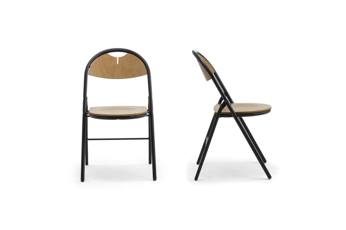 klappstuhl holz metall klappstuhl gartenstuhl holzstuhl. Black Bedroom Furniture Sets. Home Design Ideas