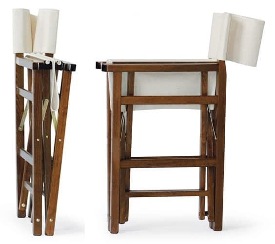 Regista PCR, Licht Stuhl für Bar und Terrasse