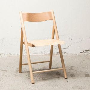 Stuhl 184, Outlet Klappstuhl, aus Holz