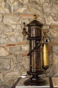 AA453, Wein Stecker mit Drucksystemversorgung