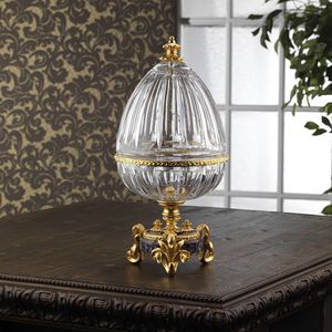 AMETISTA, Kristall- und Amethyst-Ornamente