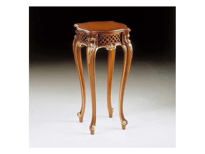 Art. 905, Tisch für Lampe, Luxus-klassisch, Nußbaum