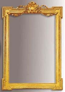FRAME-MIRROR ART. CR 0015, Frame auf Französisch Empire-Stil, für klassische Villen