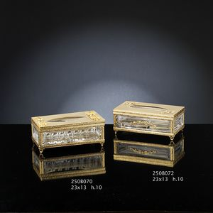 Kleenex boxes, Elegante Taschentuchkästen