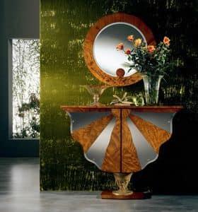 MB23 Ali di farfalla, Container Schrank, klassischen, aus Holz, für das Hotel