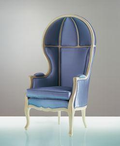 4708 Babette, Sessel mit hoher Rückenlehne