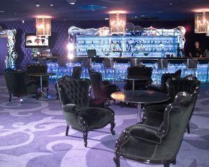 Re Sole lackiert, Klassischer Sessel für Luxushotel