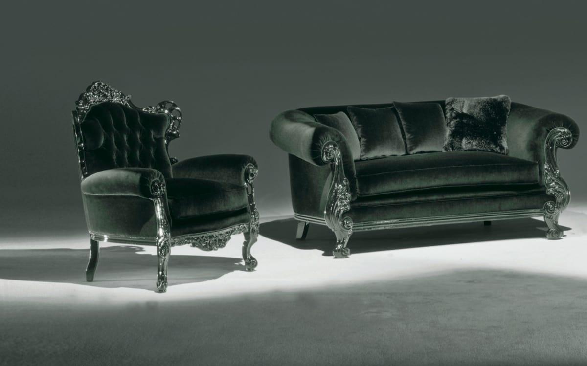 sofas polstersitze sessel klassische stil alternativer. Black Bedroom Furniture Sets. Home Design Ideas