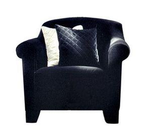 Alfonso, Klassischer Sessel mit abnehmbarem Bezug