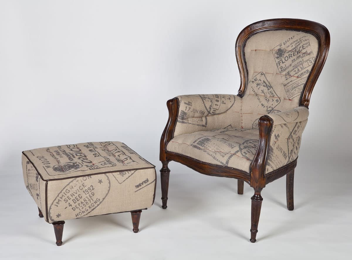 sofas polstersitze sessel rustikal idfdesign. Black Bedroom Furniture Sets. Home Design Ideas