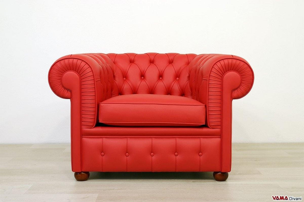 Sessel wahrer Meisterwerk Made in Italy, elegant und bequem ...