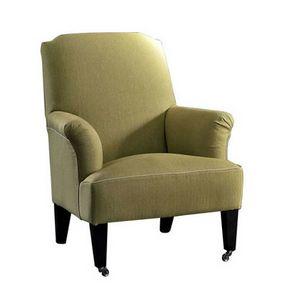 Iride, Sessel mit Rollen, mit abnehmbarem Bezug