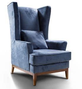Mida, Bergère Sessel im neoklassizistischen Stil