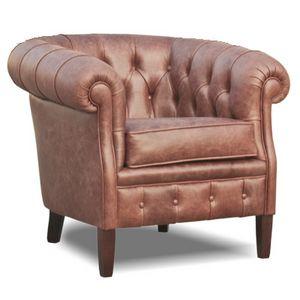Rachele, Sessel für Wohnzimmer, mit klassischem Stil