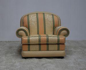 Toledo Sessel, Outlet Sessel, mit einem klassischen Design