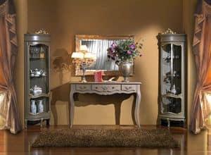 3610 KONSOLTISCH, Klassischer Konsoltisch für Villen und Hotels geeignet