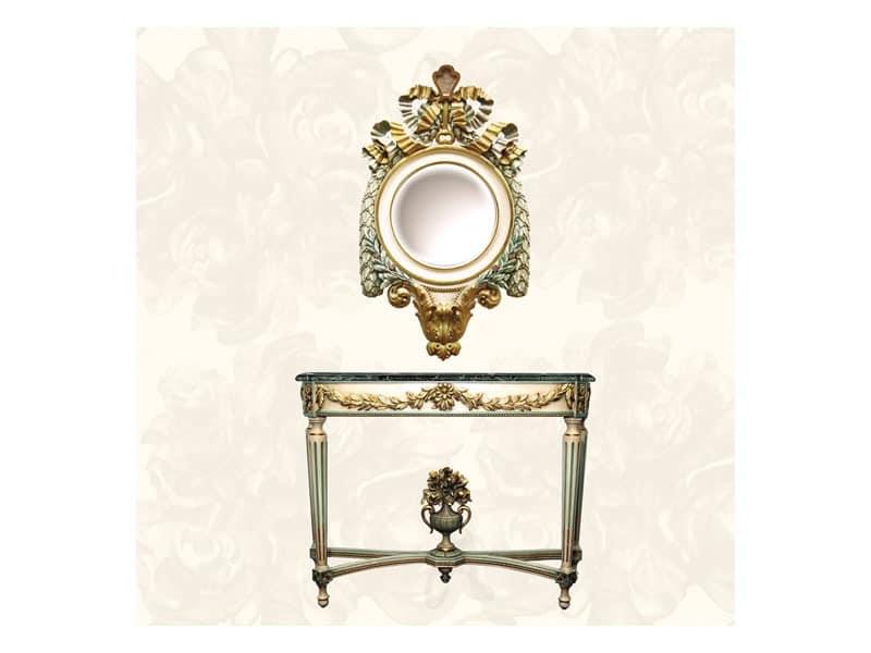 consolle fo speises le und wohnr ume louis xvi stil idfdesign. Black Bedroom Furniture Sets. Home Design Ideas