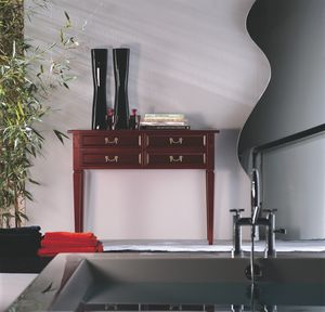 Villa Borghese consolle 4370, Konsolentisch im Directoire-Stil