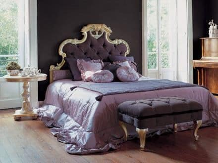 bank f r das schlafzimmer gesteppte polster idfdesign. Black Bedroom Furniture Sets. Home Design Ideas