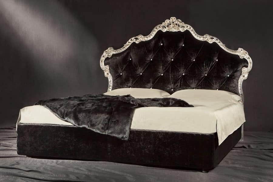 luxus bett die neuesten innenarchitekturideen. Black Bedroom Furniture Sets. Home Design Ideas