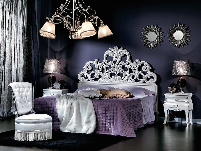 barock doppelbett f r luxushotel idfdesign. Black Bedroom Furniture Sets. Home Design Ideas