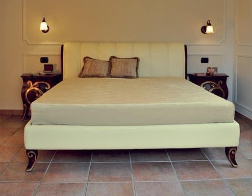 klassische betten art 2300 karina. Black Bedroom Furniture Sets. Home Design Ideas