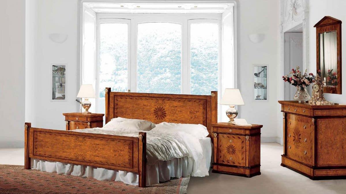 klassisches doppelbett ideal f r luxus hotels idfdesign. Black Bedroom Furniture Sets. Home Design Ideas