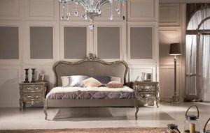 Art. 810, Klassisches Doppelbett mit Kopfteil