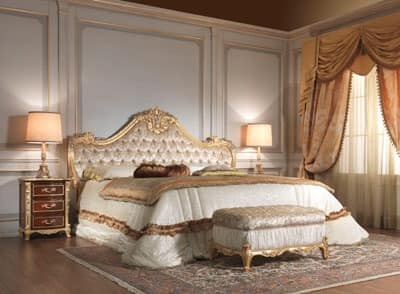 hand geschnitztes bett art 931 bed. Black Bedroom Furniture Sets. Home Design Ideas
