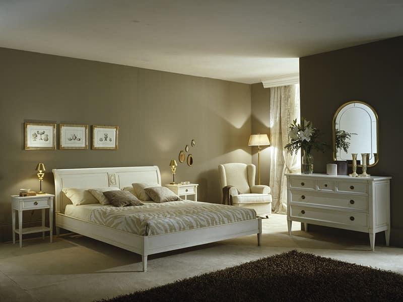 bed 748 klassische bett klassische schlafzimmer idfdesign